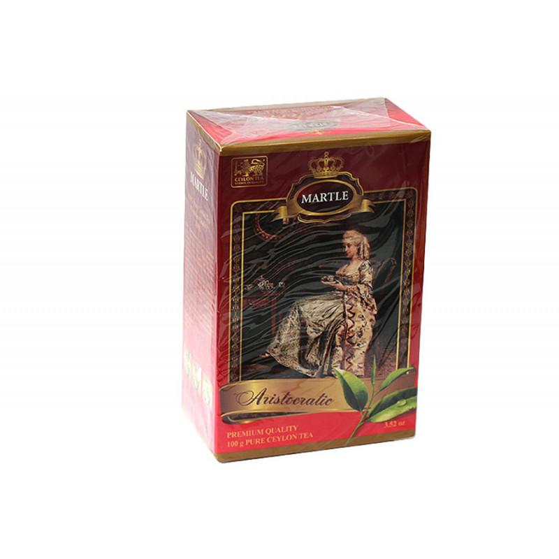 Чай черный Martle Aristocratic 100 гр