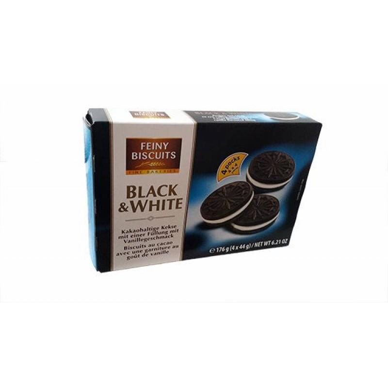 Печенье Black&White 176 gr