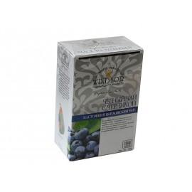 Чай черный Windsor Blueberry 100 гр
