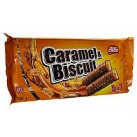 Батончик Mister Choc Caramel&Biscuit 290gr