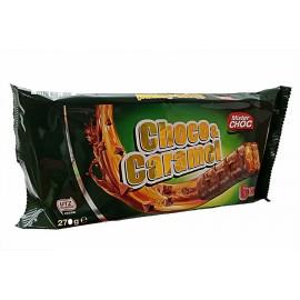 Батончик Mister Choc Choco&Caramel 270gr