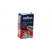 Кофе молотый Lavazza crema e gusto 250gr