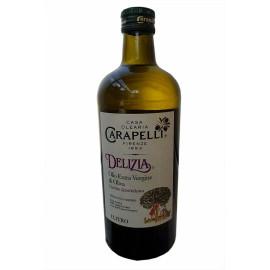 Масло оливковое Delizia 1l