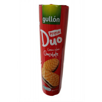 Печенье Gullon mega Duo Chocolate 500гр