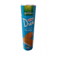 Печенье Gullon mega Duo vanilla 500гр
