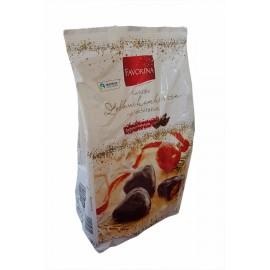 Пряники Favorina в черном шоколаде 300гр