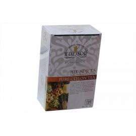 Чай черный Windsor mixed spices100 гр