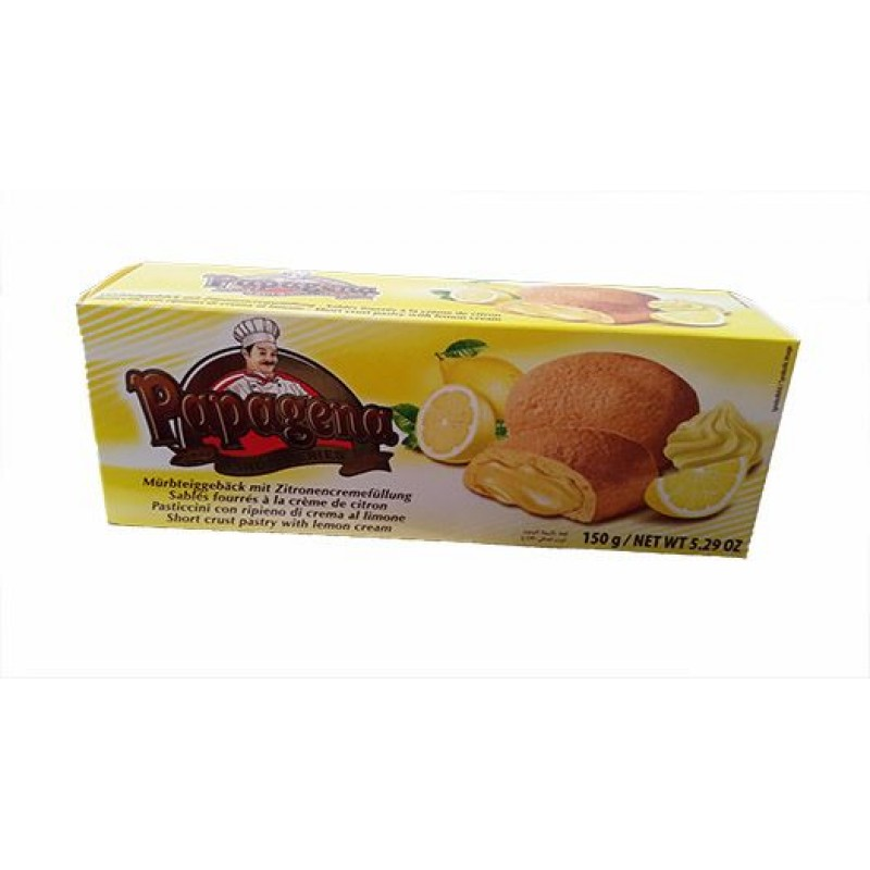 Печенье Papagena lemon 150gr