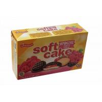 Печенье Griesson Soft cake raspberry 300гр