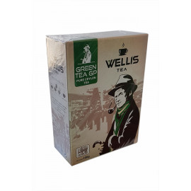 Чай зеленый Wellis gun powder 100gr