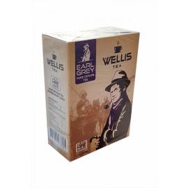 Чай черный Wellis Earl Grey 100gr