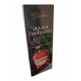 Конфеты Courvoisier liqueur chocolates 150гр