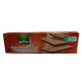 Вафлі шоколадні Barquichoco 150 gr