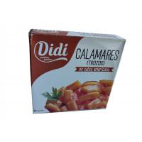 Кальмари Didi в американському соусі 266 gr