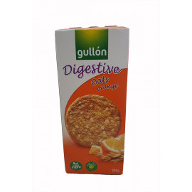 Печенье овсяное апельсин 265 гр
