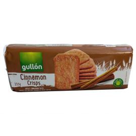 Печиво Gullon cinnamon crisps 235gr