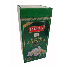 Чай зеленый Impra Jasmine ж/б 200 гр