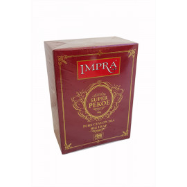 Чай чорний Impra Super Pekoe 90 гр