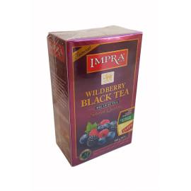 Чай чорний Impra wildberry 100 гр