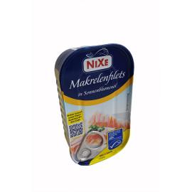 Макрель в масле Nixe 125gr