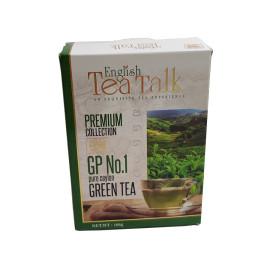 Чай зелений  Tea Talk 100gr