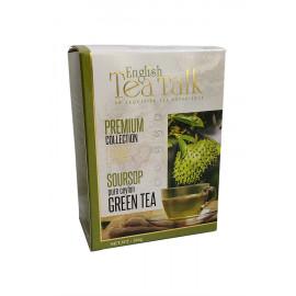 Чай зелений soursop Tea Talk 100gr