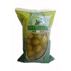Оливки с косточкой Vittoria 850/500gr